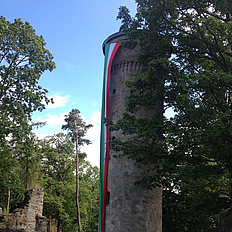 Tradition - Labyrinth am Theresienstein